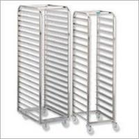 China Bakery Equipment Tray Carrier Rack factory