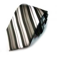 Buy cheap Necktie Classical Design Poly Stripe Tie from Wholesalers