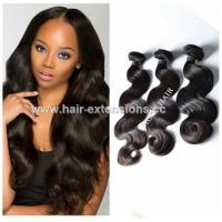 Buy cheap Verified Gold Supplier Top Quality Light Brown Virgin Brazilian Body Wave from Wholesalers