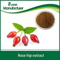 Buy cheap 100% Natural Rose Hips Fruit Extract 5% 6% 10% VC from Wholesalers