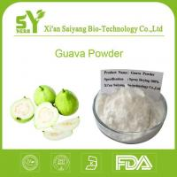 China Organic Natural Guava Fruit Juice Nutrition Powder on sale