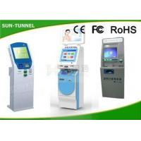 Buy cheap Business Self Service Automated MachinesInformation Pharmacy Kiosk System from Wholesalers