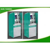 Buy cheap Automated Boarding Pass Kiosk , 250cd / Sqm Airport Check In Kiosk With Pin Pad from Wholesalers
