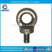 Buy cheap BS4278 Galvanized Collared Eye Bolts from Wholesalers