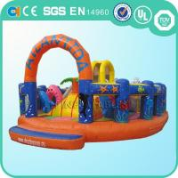 Buy cheap mini inflatable fun city from Wholesalers