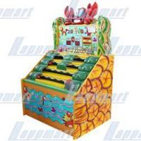 China Game Machines Crab Panic Redemption Machine factory