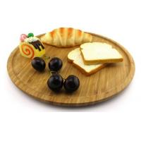 Buy cheap x Round Bamboo Tray from Wholesalers