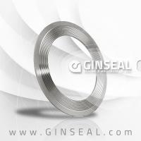 Buy cheap Kammprofile Gasket with Intergral Fixed SS316 Outer Ring from wholesalers