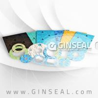 Buy cheap ASME B16.21 Type Raside and Full Face IBC Asbestos-free CAS Rubber Gasket from wholesalers