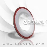 Buy cheap ASME B16.21 PTFE Envelope Ss Asbestos Free SS Corrugated Rubber Gasket from Wholesalers