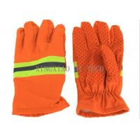 Buy cheap Industrial Long Heat Resistant Kevlar Welding Work Gloves Thermal Insulation from Wholesalers