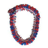 Buy cheap Butterfly Lei - Fancy Butterfly Style (Red,White and Blue) from Wholesalers