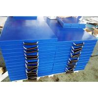 Buy cheap Various color crane jack pad UHMWPE crane stabilizer pad outrigger pad from Wholesalers