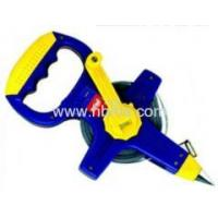 Buy cheap Long Fiberglass Measuring Tape with Dual color ABS case from Wholesalers