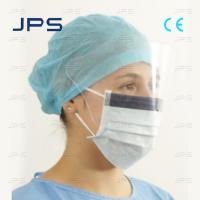 Buy cheap Disposable Face Mask with Eye Shield from Wholesalers