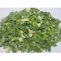 Quality Air dried series Green/white leek wholesale
