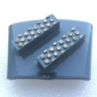 Buy cheap Spot Segments Diamond Double Bar Grinding Shoe For HTC Floor Grinder from wholesalers