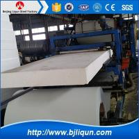 Buy cheap Sandwich Panels Lowes Cheap Wall Paneling Fireproofing Eps Sandwich Panel from Wholesalers