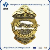 China Custom Collar Insignia, Tie Tacs & Bars for Police, Fire & Security DiaCast and 3D Process factory