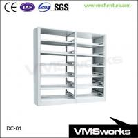 Buy cheap Full Steel School Furniture Library Book Shelves from Wholesalers