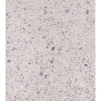 Buy cheap Artificial Pink Glass Quartz Stone Grey Countertops from Wholesalers
