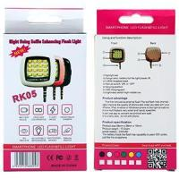 Buy cheap Essential Ceap Price Sync Led Flash for Selfie products RK05 Is Released from Wholesalers