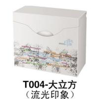 China T004 (flowing light) plastic paper holder factory