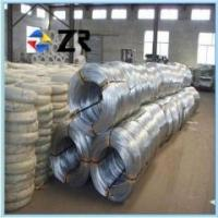 Buy cheap Hot dipped galvanized iron wire of dif from Wholesalers