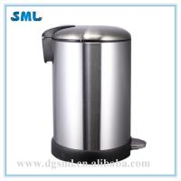 Buy cheap 20L Stainless steel trash can from Wholesalers