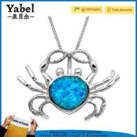 Buy cheap 2017 best selling products korean style jewellery crab design necklace from Wholesalers