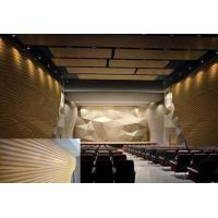 China 3D Acoustic Wall Panel Acoustic Fiber Board on sale