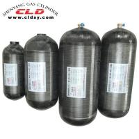 Buy cheap NGV Type 3 Cng Composite Tanks Natural Gas Cylinders For Vehicles from Wholesalers