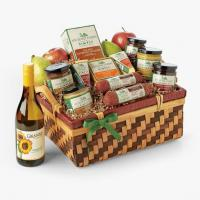 Buy cheap Gifts Simply Hickory Farms Gift Basket from wholesalers
