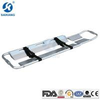 China Emergency Aluminum Alloy Ambulance Scoop Stretcher with Cheap Price for Sale on sale