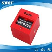 Buy cheap Fire alarm break galss call point button from Wholesalers