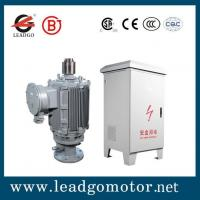 Buy cheap TYPL Series (IP55) Explosion-proof Permanent Magnet Variable Frequency Motor Direct Drive Screw Pump from Wholesalers