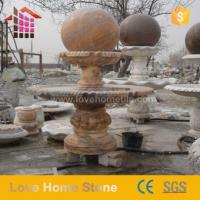 Buy cheap Large Indoor And Outdoor Garden Tiered Water Feature Fountains With Lights from Wholesalers
