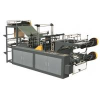 Buy cheap Computer Control Two Layer Rolling Bag Making Machine For Vest And Flat Bag from wholesalers