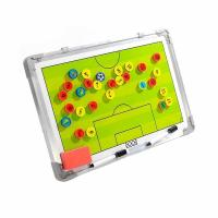 Buy cheap Soccer goal equipment soccer coach magnet board from Wholesalers