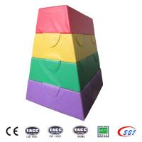 Buy cheap Wholesale custom kids gymnastics equipment vaulting horse for children from Wholesalers