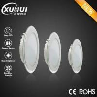 Buy cheap Round Square LED Glass Panel Light for Home Chinese Supplier from Wholesalers