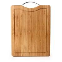 China Rectangle End Grain Butcher Block with Hand Grip for Sale on sale