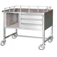 Buy cheap Hospital Crash Cart Emergency Trolley Suppliers from Wholesalers