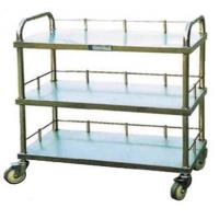 Buy cheap Stainless Steel Sector Instrument Table Trolley Manufacturers from Wholesalers