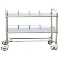 Buy cheap Stainless Steel Medical Instrument Trolley with Power Source Seat from Wholesalers