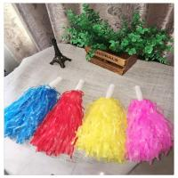 Buy cheap Metallic Cheerleading Pom Poms Party Costume Accessory Set from Wholesalers