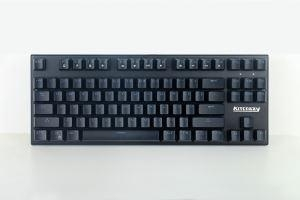 China Kitcrazy Good Quality Mechanical Wired USB Professional Business Computer Laptops Keyboard factory