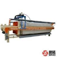 Buy cheap Corrosion Resistant Chemical Engineer Industry Filter Press with Explosion Proof Design from wholesalers