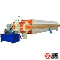 Buy cheap Popular High Efficencey Customized Automatic Plate Filter Press from wholesalers
