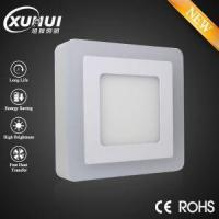 Buy cheap Surface LED Panel Light with Double Color for Outer Ring from Wholesalers